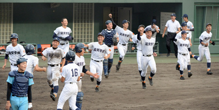 Handicapping the field – Shiga Gakuen (2nd appearance, 2nd consecutive)